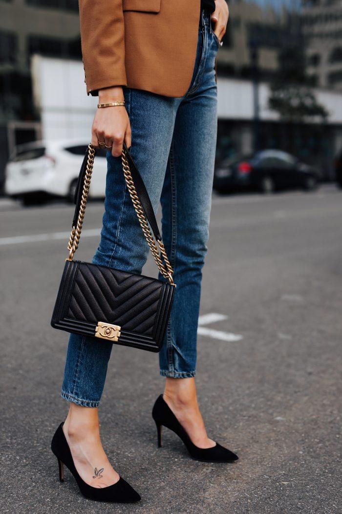 Chanel Boy- túi xách công sở nữ cao cấp