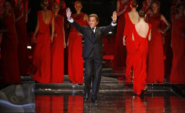 Lịch sử của thương hiệu túi xách Valentino