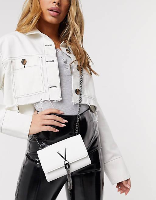 Valentino DIVINA bag in white