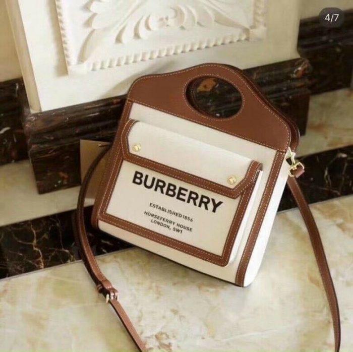 Hãng túi xách nổi tiếng- Burberry