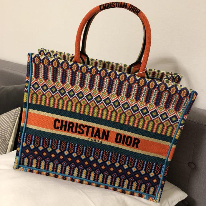 Hãng túi xách nổi tiếng - Dior