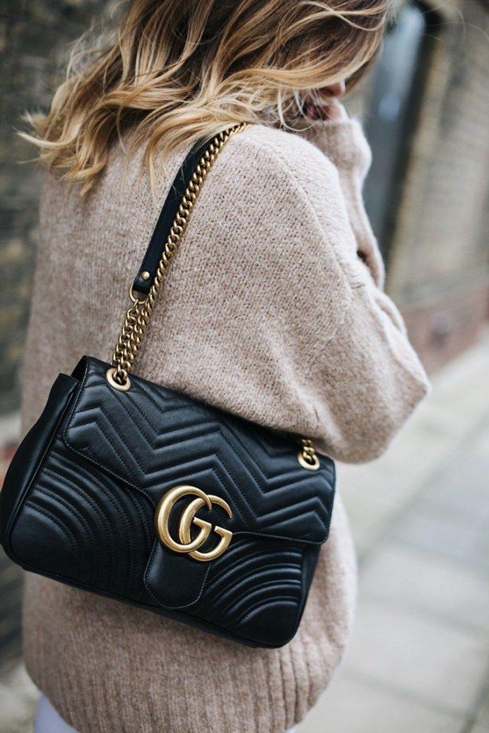 Thương hiệu túi xách nổi tiếng - Gucci
