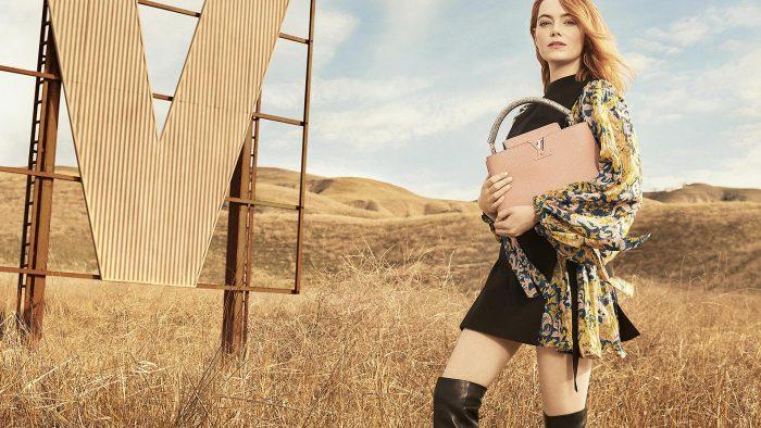 Louis Vuitton- hãng túi xách nổi tiếng