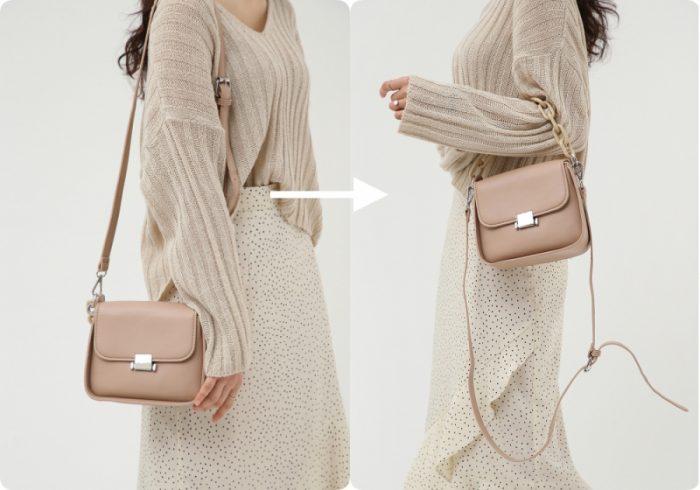 cách đeo túi xách sang chảnh - đeo ở khuỷu tay