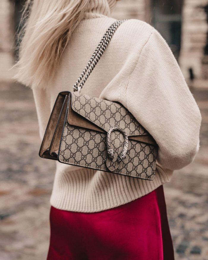 mẫu túi xách Gucci Dionysus