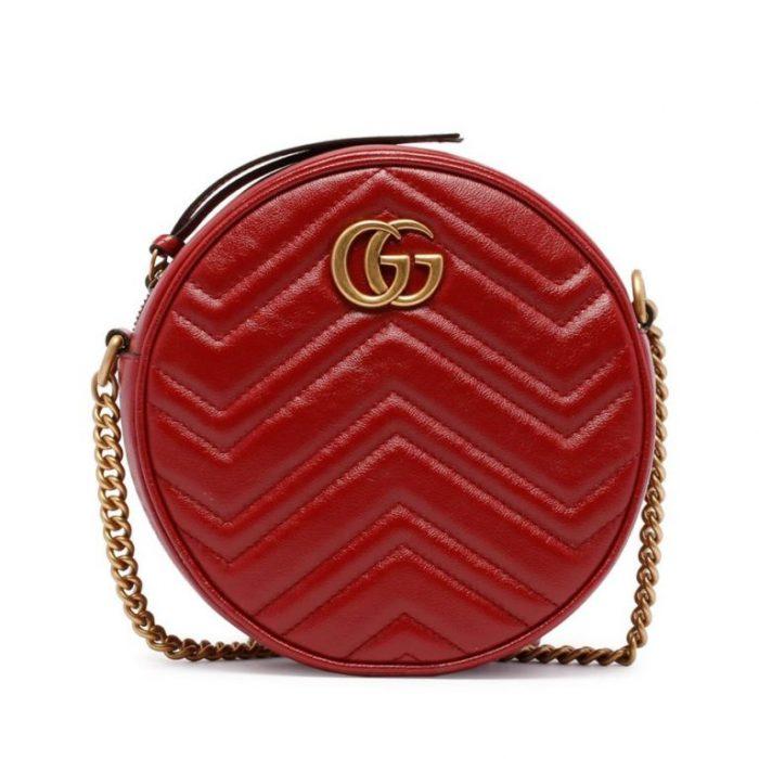 Marmont Mini- mẫu túi Gucci mới nhất 2021