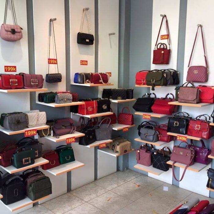 túi xách nữ Đà Nẵng - 8X Boutique