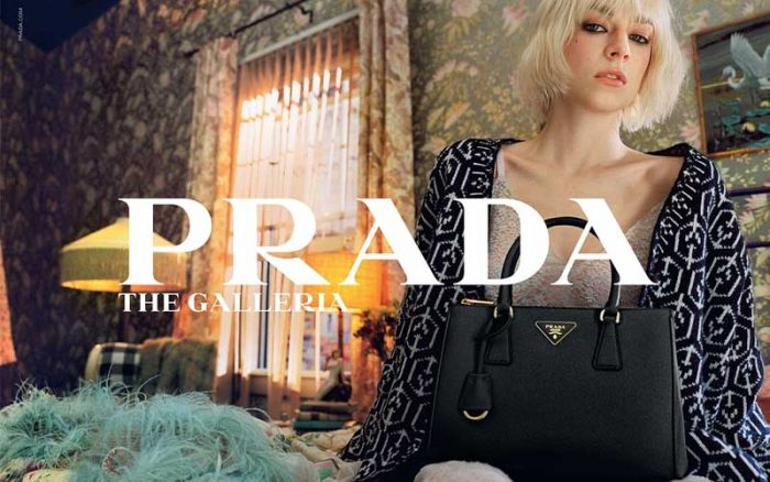 Các dòng túi xách Prada được lựa chọn nhiều nhất 2021